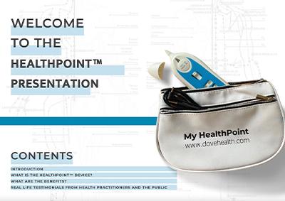 HealthPoint™ Presentaion